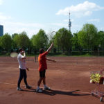 Tennis Freiluft 5