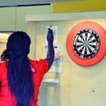 Inter Agency Games Darts im Sportcenter Donaucity