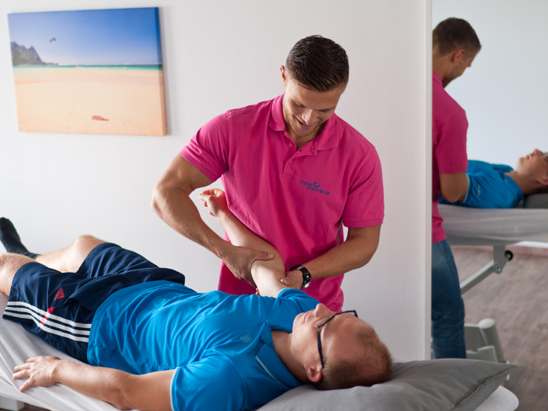 Top Physio Sportcenter Donauciy